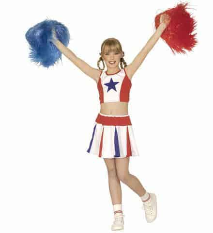 Pompom girl enfant
