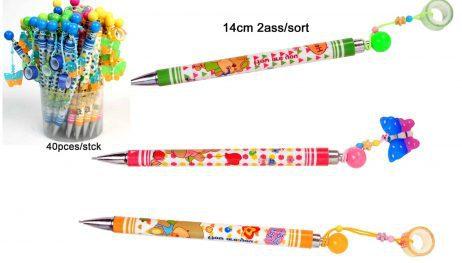 Crayons pousse mine 14 cm