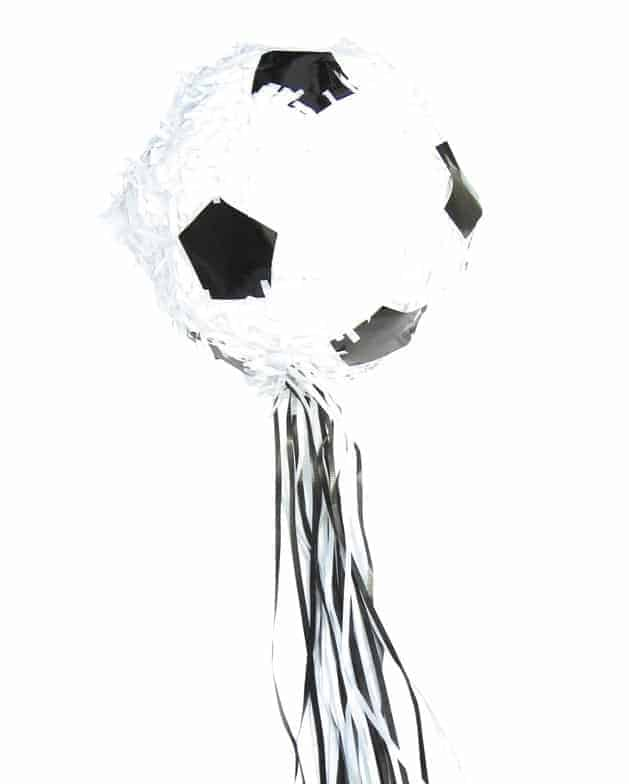 pinata ballon de foot ced. Black Bedroom Furniture Sets. Home Design Ideas