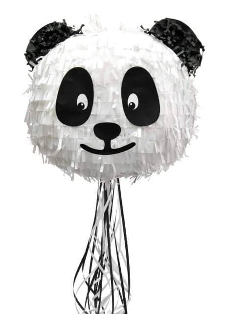 Pinata tete de panda