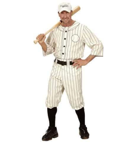 Déguisement baseball homme