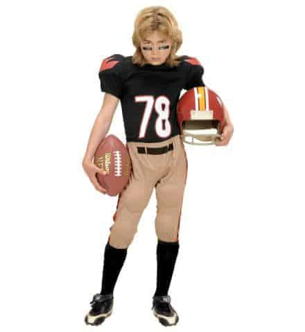 Costume football us enfant
