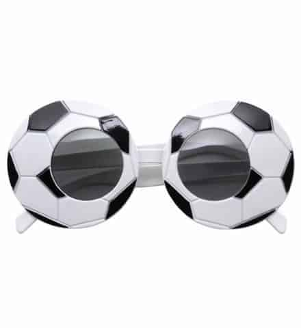 LUNETTES DE SUPPORTER (Ballons de football)