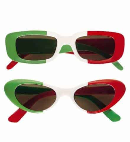 Lunettes Italie