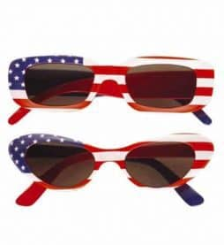 Lunettes USA Supporter
