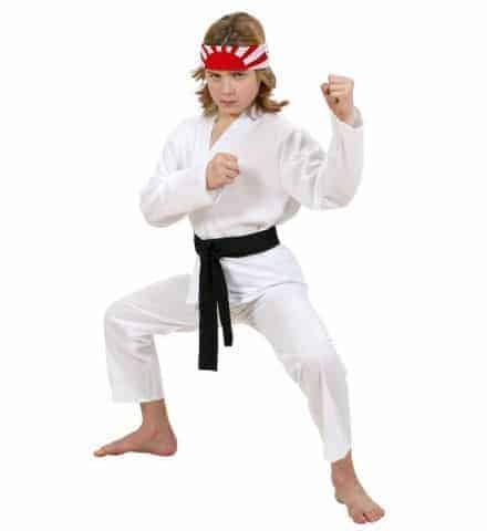 Costume karate kid