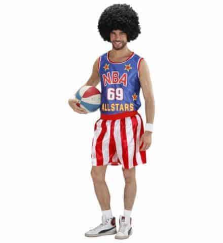 Tenue joueur de basket NBA