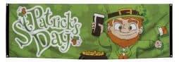 Banderole Saint Patrick