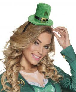 Mini chapeau St Patrick