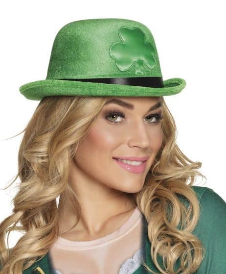 Chapeau melon St Patrick