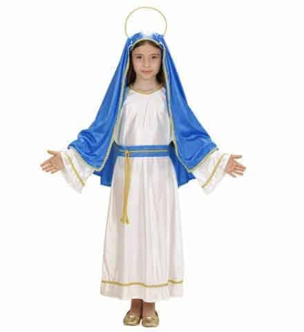 Costume vierge marie