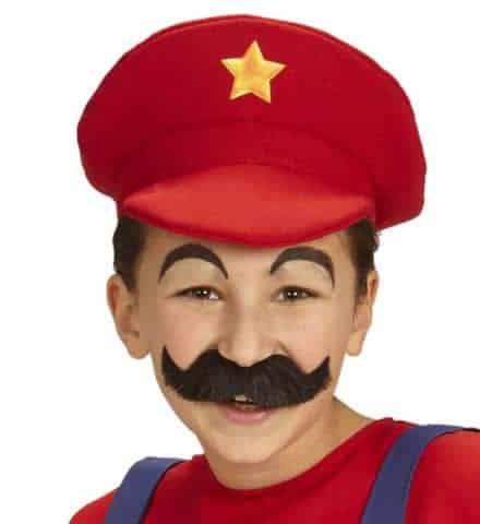 Chapeau Super plombier enfant