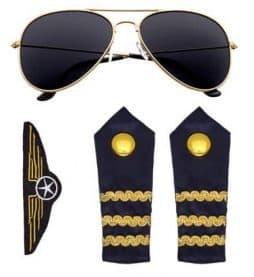 Set d'aviateur pilote
