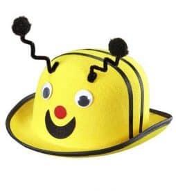 Chapeau melon abeille