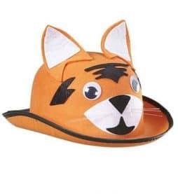 Chapeau melon tigre