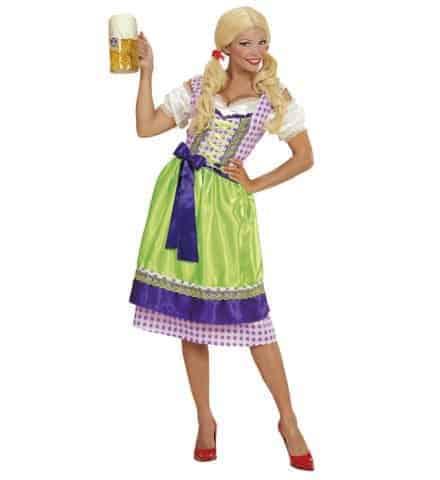 Robe femme bavaroise