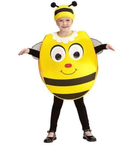 ABEILLE AUX GROS YEUX (Costume enfant + chapeau) Démo vidéo