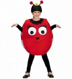 Costume coccinelle enfant