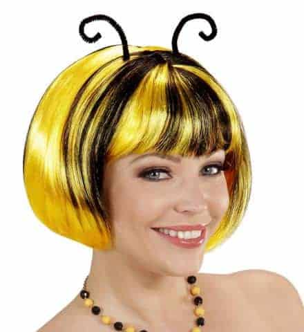 Perruque d'abeille