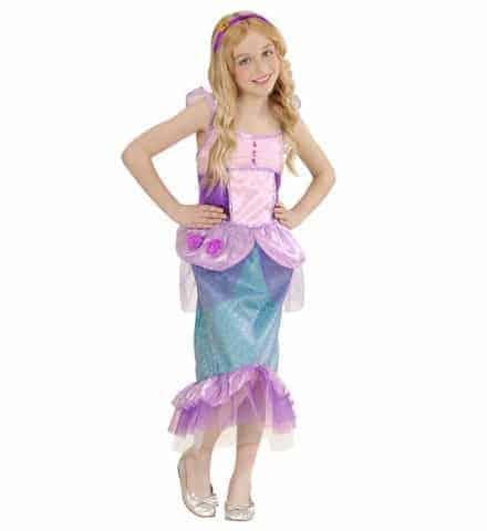 Costume petite sirene