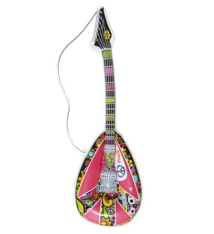 MANDOLINE HIPPIE (Gonflable - Taille 105 cm)