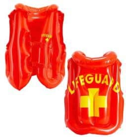 Gilet lifeguard gonflable