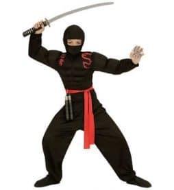 Costume ninja enfant