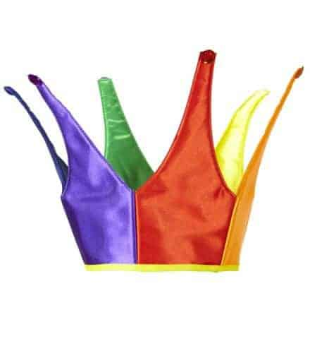 Couronne gay pride