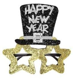 Lunettes happy new year