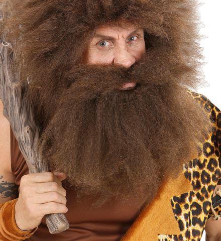 barbe primitif brune