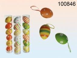 Oeufs de paques décorés
