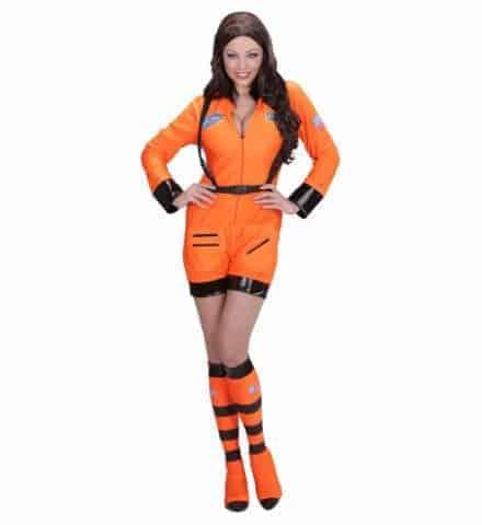 Costume femme astronaute