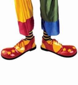 chaussures de clown pro