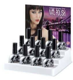 Vernis a ongle argent