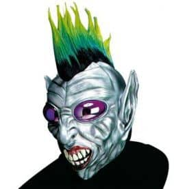 Masque alien punk