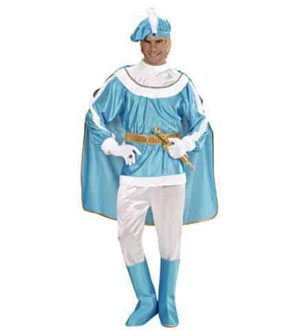 Prince charmant bleu azur