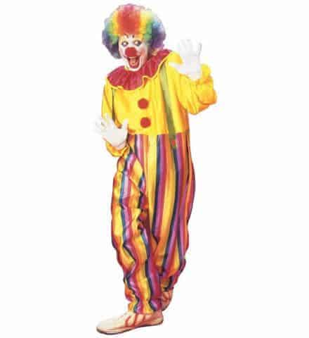 Costume de clown adulte