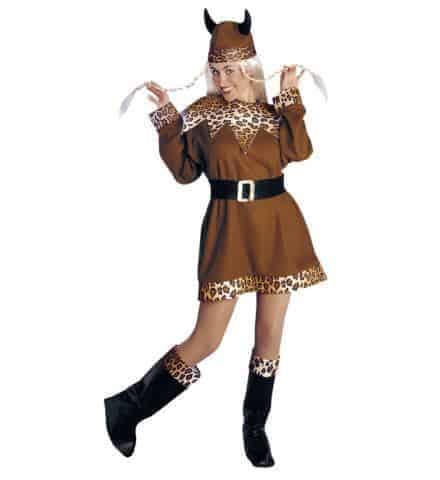 Tenue femme viking