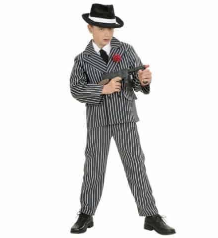 Costume petit gangster