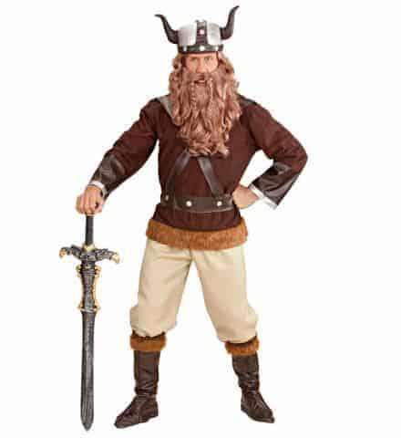 Costume de Velkan le viking