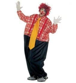 Costume clown xl