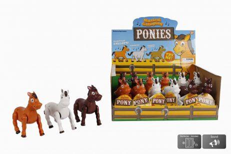 ¨Petit cheval mecanique