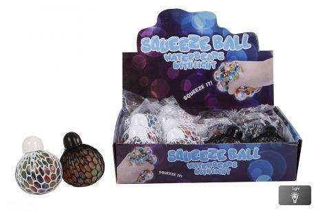 Balles anti stress a gel