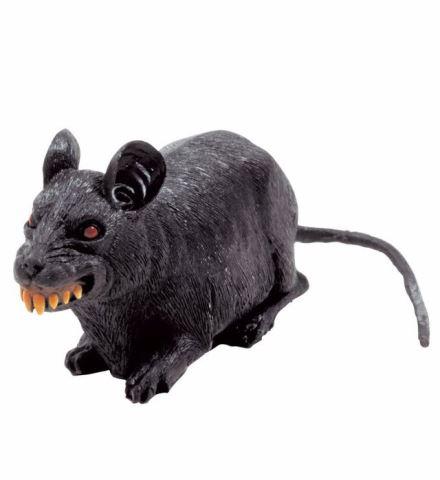 RAT AMBIANCE HORREUR (Décoration 25 cm)