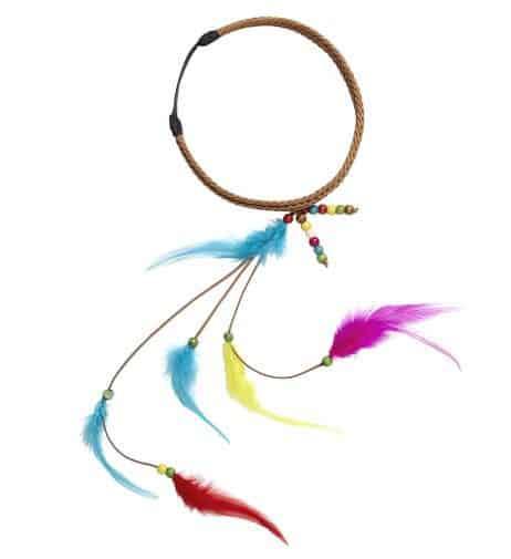Bandeau cheveux hippie/indien