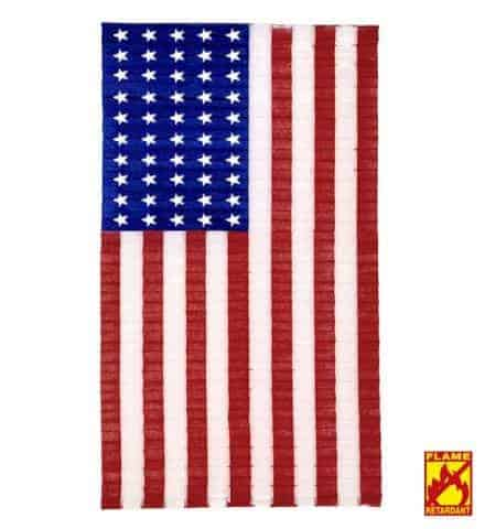 Drapeau USA 122 x 68 cm