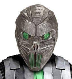 Masque alien robot