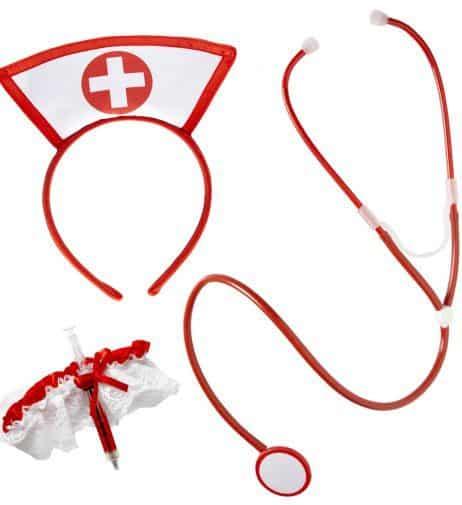 Kit infirmière sexy