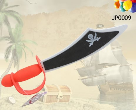 Sabre pirate en mousse
