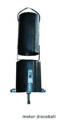 MOTEUR BOULE A FACETTES (Pour boules de 20 ou 30 cm)